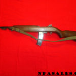 M2 Carbine Winchester .30mm S/N 1079392